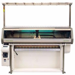 KH-313N COMPUTERIZED FLAT KNITTING MACHINE